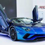 50th Anniversary Lamborghini Aventador