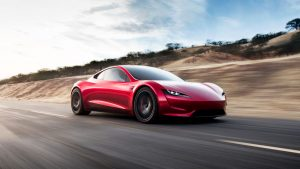 Tesla Roadster - East Autos LTD News