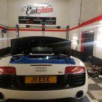 Audi RS8 at East Autos LTD