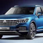 Volkswagen presents the new Touareg