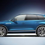 Volkswagen presents the new Touareg East Autos News