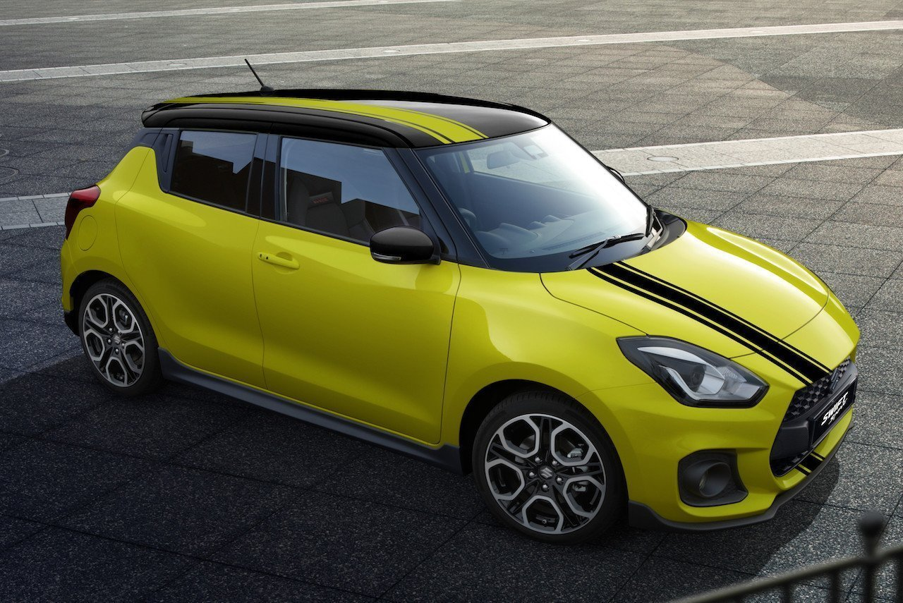 Suzuki Swift Car Images